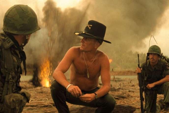 Robert Duvall (au centre) interprète le lieutenant-colonel Bill Kilgore dans«Apocalypse Now Final Cut», de Francis Ford Coppola.
