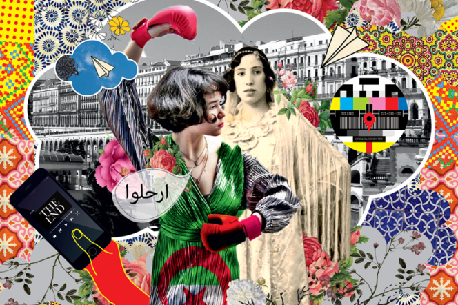 Affiche de la 42e édition du Festival de cinéma de Douarnenez.