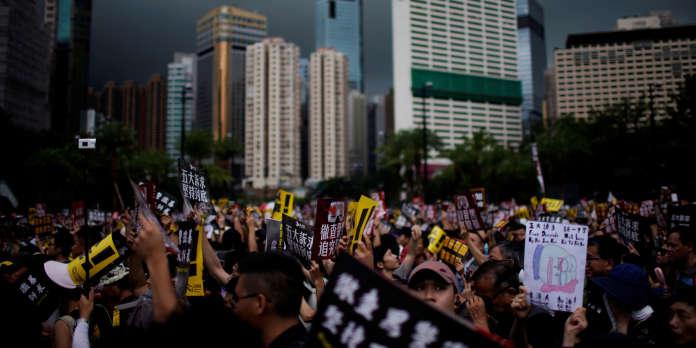 Hongkong : l'échec de Xi Jinping