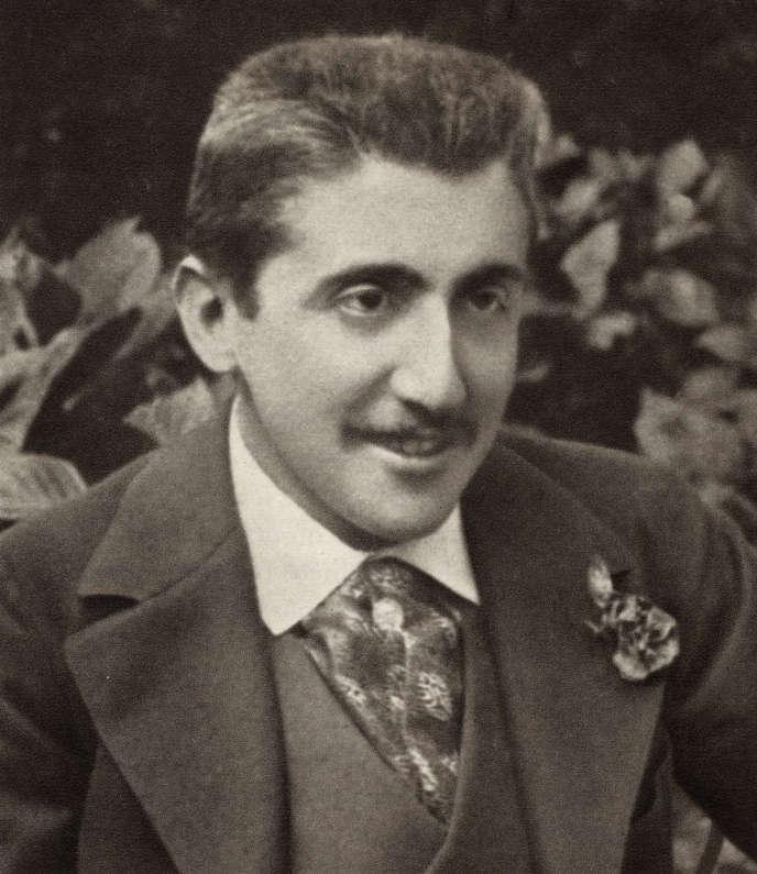 Inédits de Proust: Marcel se rappelle à nous