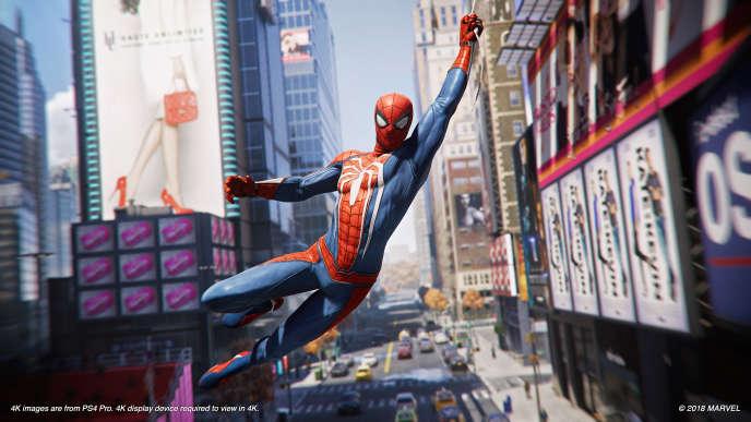 «Marvel's Spider-Man» avait été l'un des jeux les plus remarqués de 2018.