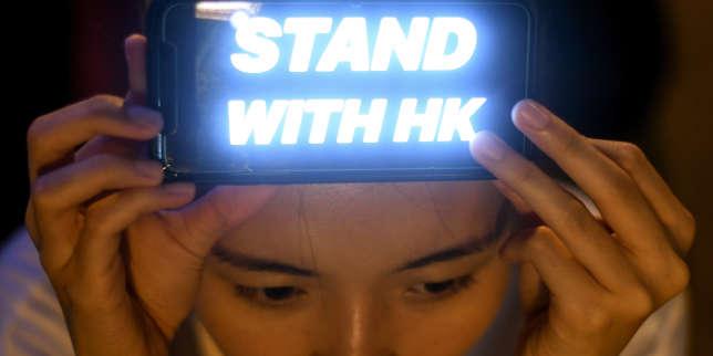 A Hongkong, une révolution 2.0 qui broie du noir