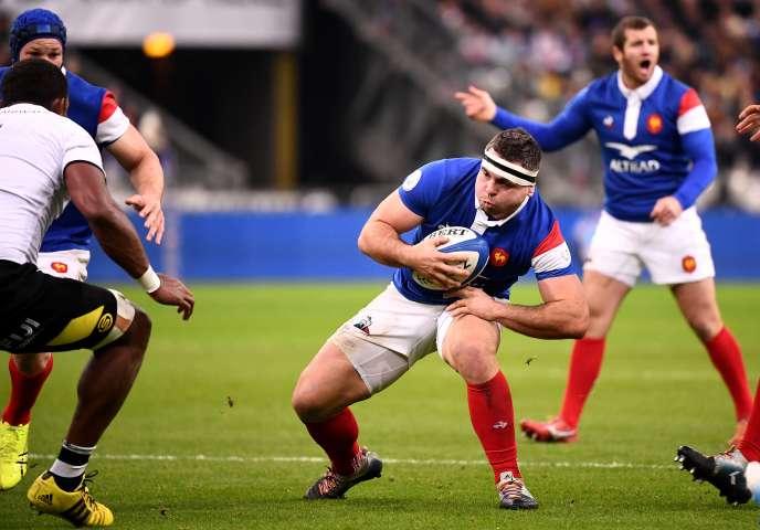 Rugby Ménagé lors du premier match, le capitaine Guilhem Guirado fait son retour pour le match en Ecosse.