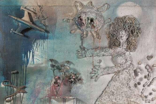«Tir Avion»(1961), de Niki de Saint Phalle.