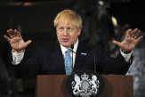 Brexit: Boris Johnson prépare l'UE etleRoyaume-Uni à un «nodeal»