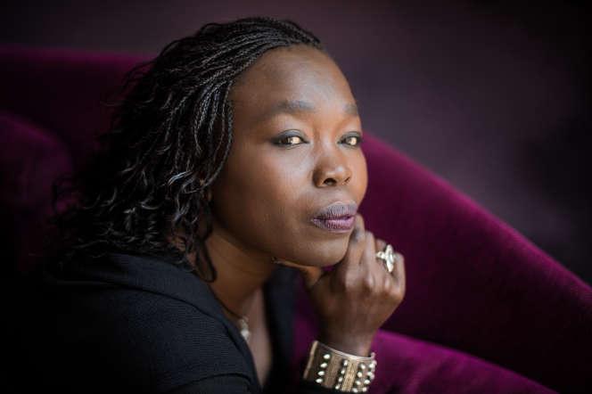 Fatou Diome en 2019.