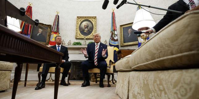 Donald Trump se dit favorable à la reformation duG8, avec la Russie