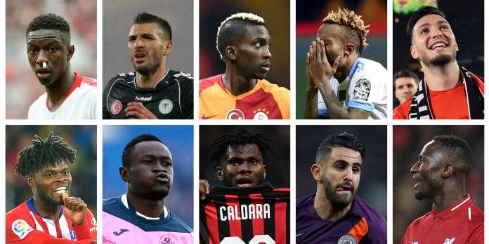Ces dix footballeurs africains qui pourraient briller dans les meilleurs championnats européens