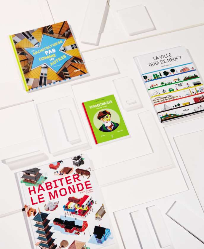 Des Livres Pour Enfants Qui Initient A L Architecture