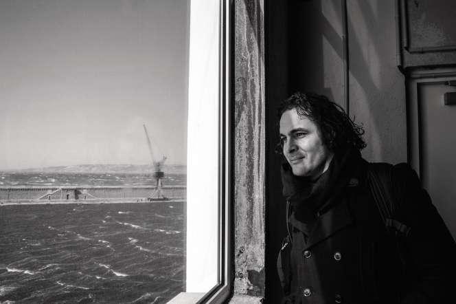 Kader Attia, lauréat 2016 du prix Marcel-Duchamp.