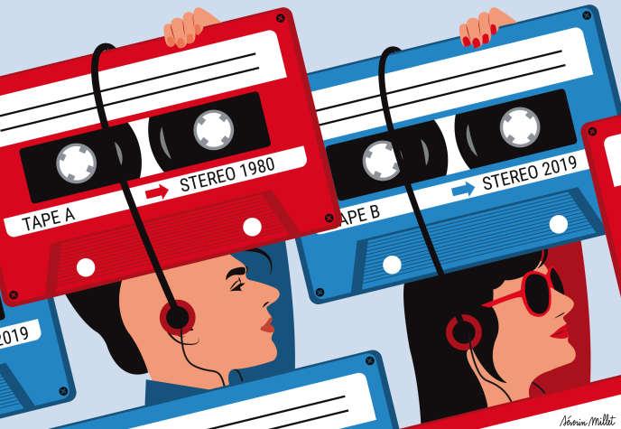 La cassette audio entre en résistance