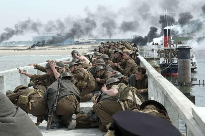 «Dunkerque»: immersion totale et pourtant parcellaire dans l'enfer de la bataille de 1940