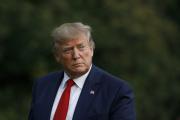 Le président américain Donald Trump, le 21 août, à Washington.