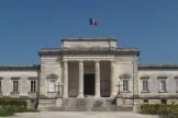 Le tribunal d'instance de Saintes, en Charente-Maritime.