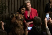 Mindy Kaling et Emma Thompson dans « Late Night », de Nisha Ganatra.