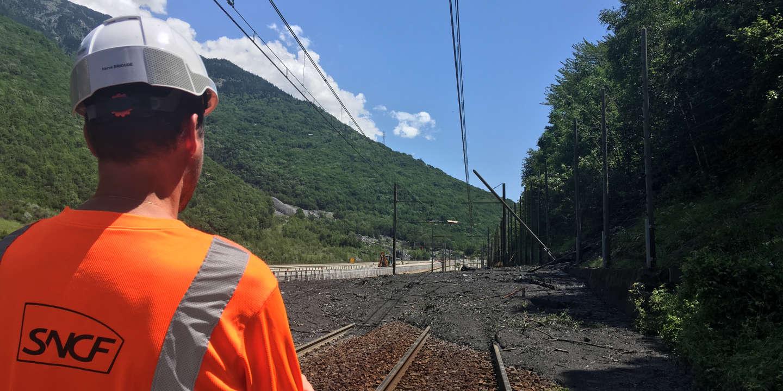 La ministre des transports promet des « correctifs » après un rapport sur l'état inquiétant du réseau ferré