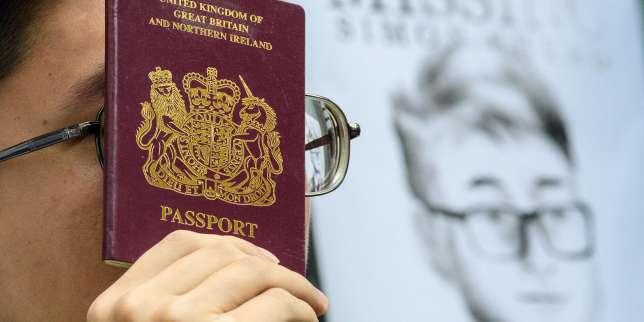 Retour à Hongkong de l'employé du consulat britannique qui avait été arrêté en Chine