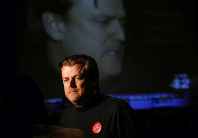 Patrick Byrne en 2007 à Salt Lake City (Utah).