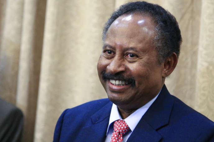 Soudan: Abdallah Hamdok, ancien économiste à l'ONU, devient premier ministre