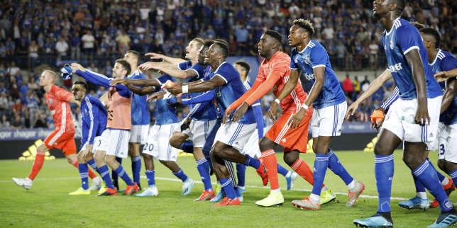 Ligue Europa: Strasbourg plus fort que Francfort, Trabzonspor et PSV en balade