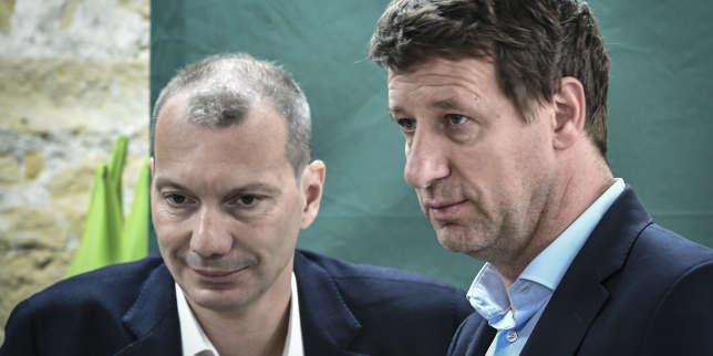 EELV : Yannick Jadot taclé (sans être nommé) par David Cormand lors de son dernier discours