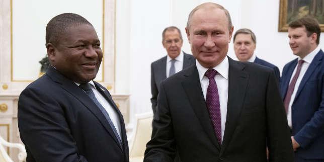 Le président mozambicain en visite à Moscou pour renforcer les liens avec la Russie