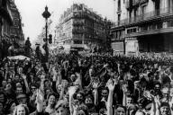 Le 25 août 1944, à Paris.
