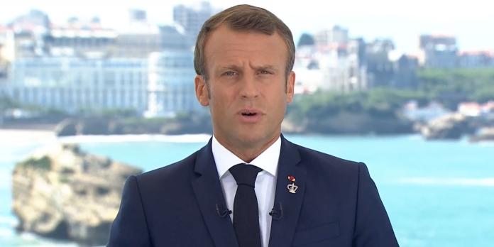 Amazonie : au G7, Macron appelle à une « mobilisation de toutes les puissances »