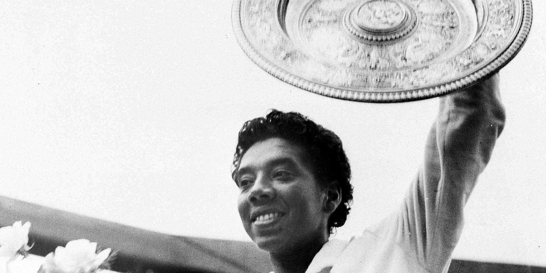 L'histoire oubliée de la première championne de tennis afro-américaine, Althea Gibson