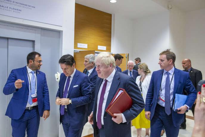 Boris Johnson prudent après les promesses d'un «très grand accord commercial» de Donald Trump