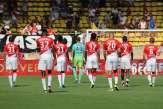 Ligue 1: Monaco laisse filer la victoire face à Nîmes