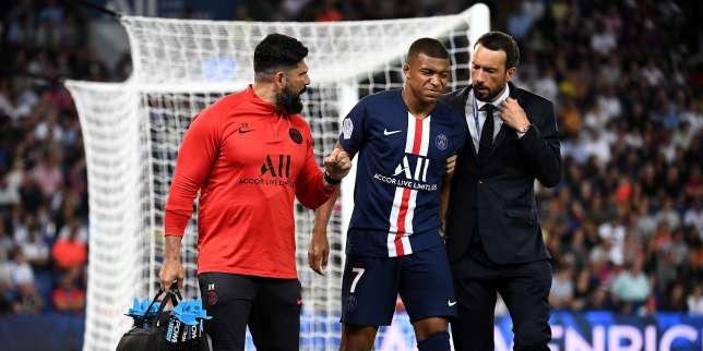 Football: absent trois à quatre semaines, Kylian Mbappératera les Bleus et l'entame de la Ligue des champions