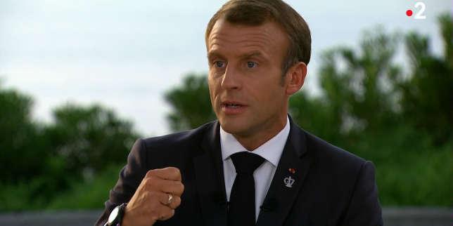 G7: ce qu'il faut retenir de l'interview d'Emmanuel Macron