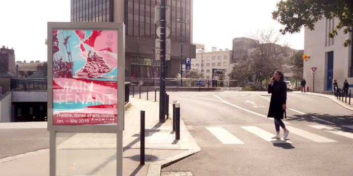 Design graphique : Chaumont tient l'affiche