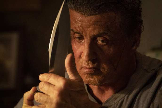 Sylvester Stallone (John Rambo) dans le film «Rambo : Last Blood», d'Adrian Grunberg.