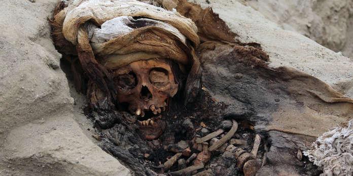 Découverte du plus grand site de sacrifice rituel d'enfants au Pérou