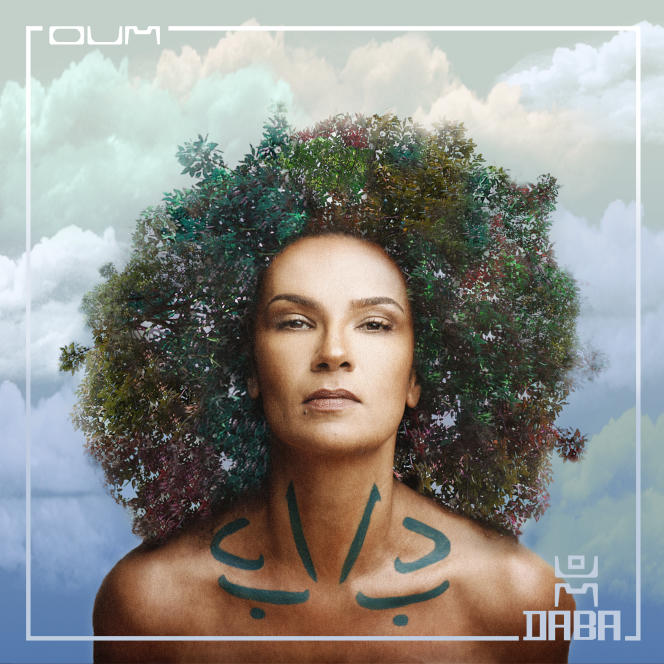 Pochette de l'album« Daba», de Oum.