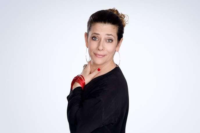 La journaliste Giulia Foïs anime l'émission« Pas son genre, l'hebdo», le vendredi soir sur France Inter.