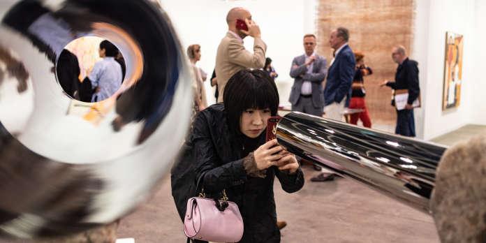 A Hongkong, le marché de l'art résiste plutôt bien