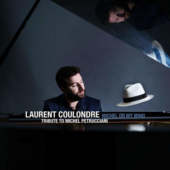 Pochette de l'album « Michel on My Mind », de Laurent Coulondre.