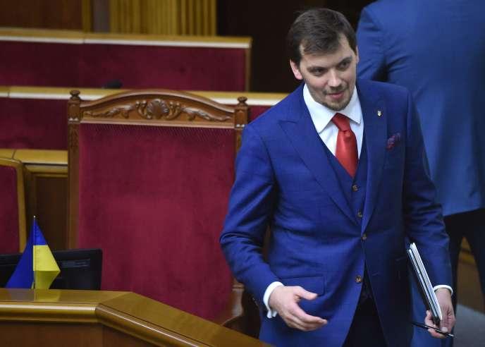 Oleksiï Gontcharouk, le 29 août.