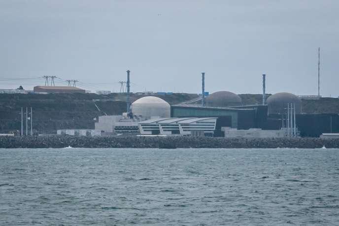 L'EPR de Flamanville, dans la Manche, le 16 août.
