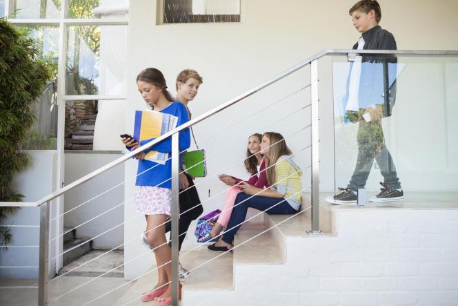 « Chaque année, près de 25 000 accidents se produisentà l'école. »