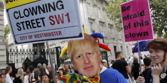 En suspendant le Parlement britannique, Boris Johnson aggrave la crise du Brexit