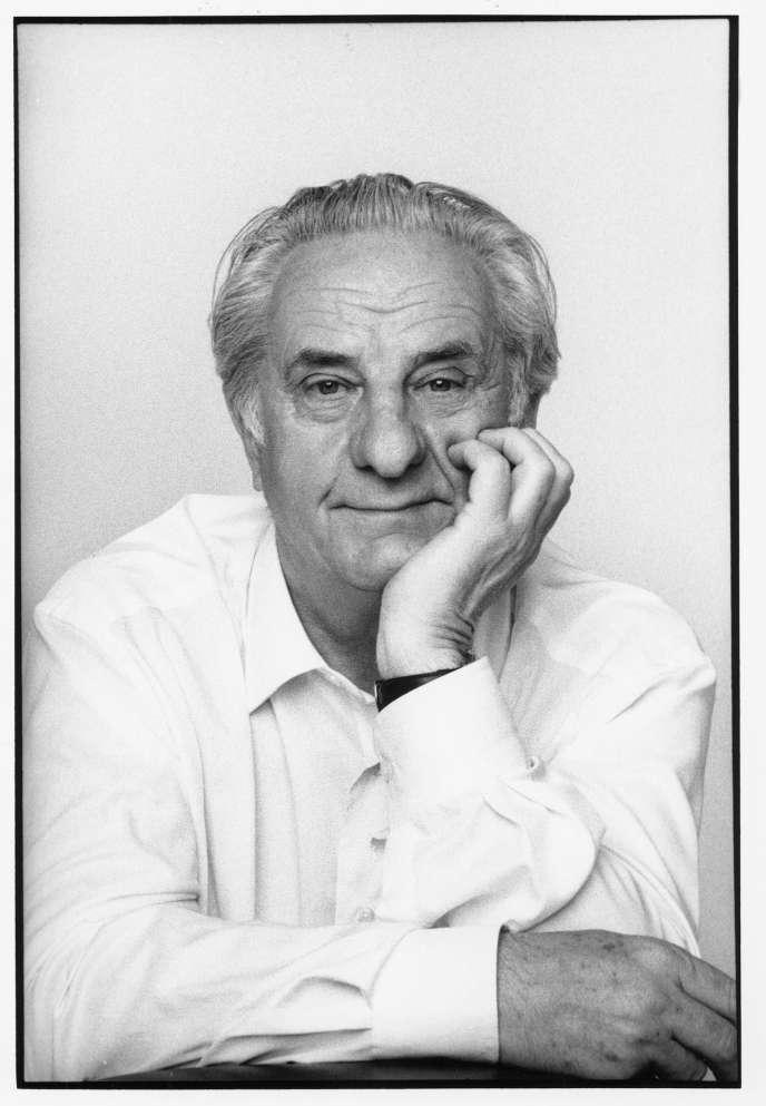 Michel Aumont,en avril 2003.