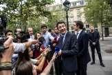 A Paris, Griveaux se donne du temps pour choisir des candidats inattaquables