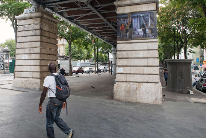 Projet « Les Intruses», de Randa Maroufi.