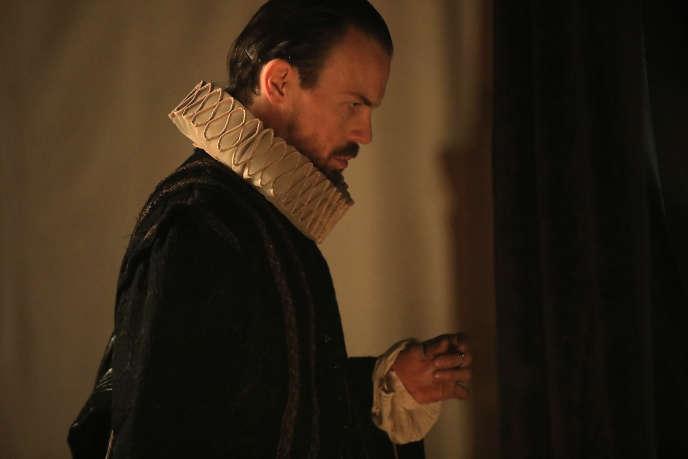 Le compositeur Carlo Gesualdo interprété par Robert Besta.