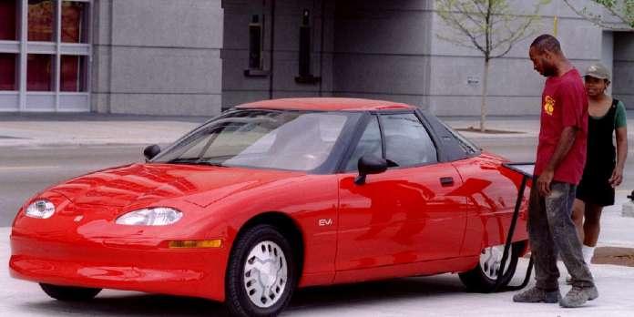Automobile : EV1 ou quand l'Amérique sacrifie l'électrique
