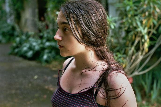 Luàna Bajrami dans le film «Fête de famille», de Cédric Kahn.